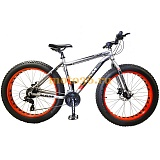 "Велосипед ""KSM"" FORESTER 2.0 26"" 24ск рама ALL FAT-BIKE"
